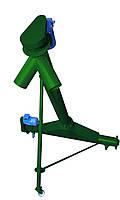 Шнековый погрузчик в трубе 108мм*2м с подборщиком