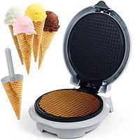 Вафельница Telefunken + конус для мороженого