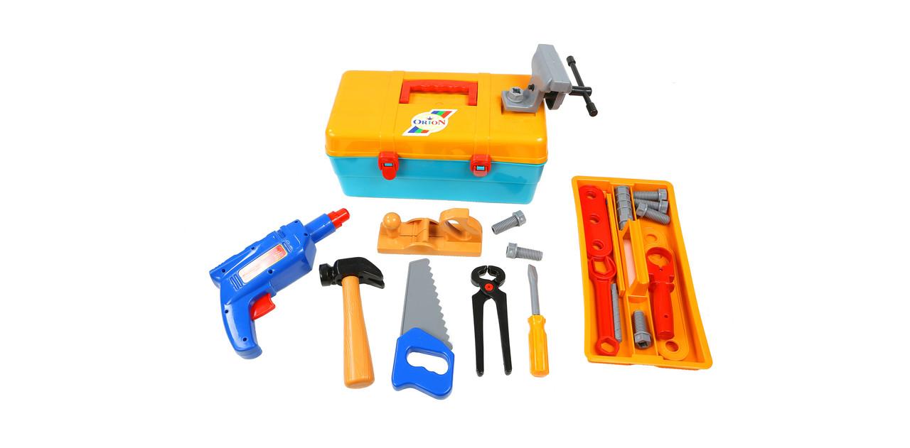 Набір інструментів Маленький столяр 938 ОРІОН