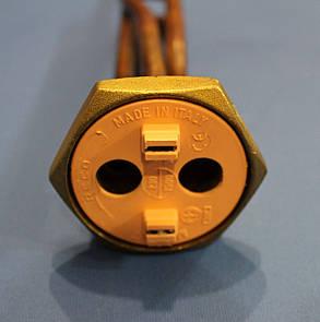 ТЭН для бойлера фланцевый 1500W Reco (медный) , фото 2