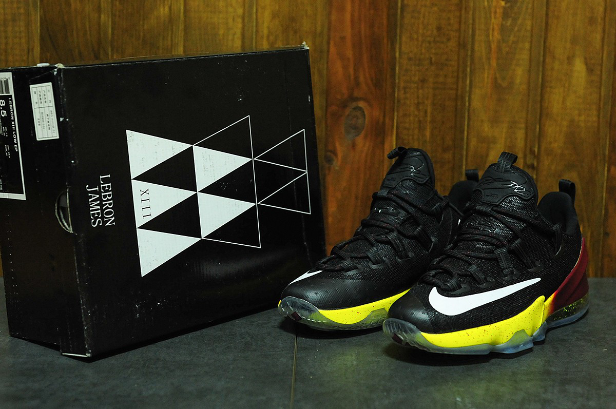 best website 6ec6c 25299 Кроссовки Nike LeBron 13 Low JR Smith - South Shoes Company в Ровно