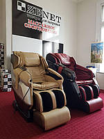 Массажное кресло Zenet ZET-1670+ Доставка