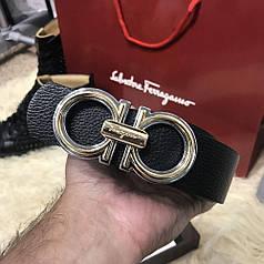 Ремень Belt Ferragamo Gold