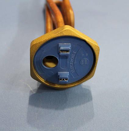 ТЭН для бойлера резьбовой 1500W Reco (медный), фото 2