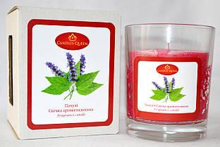"""Свеча парфюмированная в стакане """"Пачули"""""""