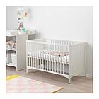 Кроватка детская IKEA SOLGUL 60x120 см белый 903.624.12, фото 3