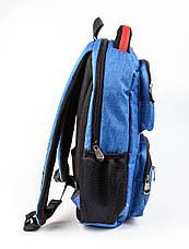 """Рюкзак повседневный HAVIT HV-B917 с отделением для ноутбука до 14"""", фото 3"""