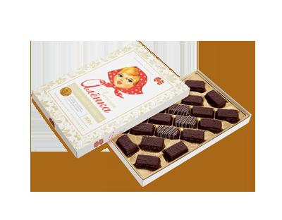 Подарочные конфеты Любимая Аленка 300г, фото 2