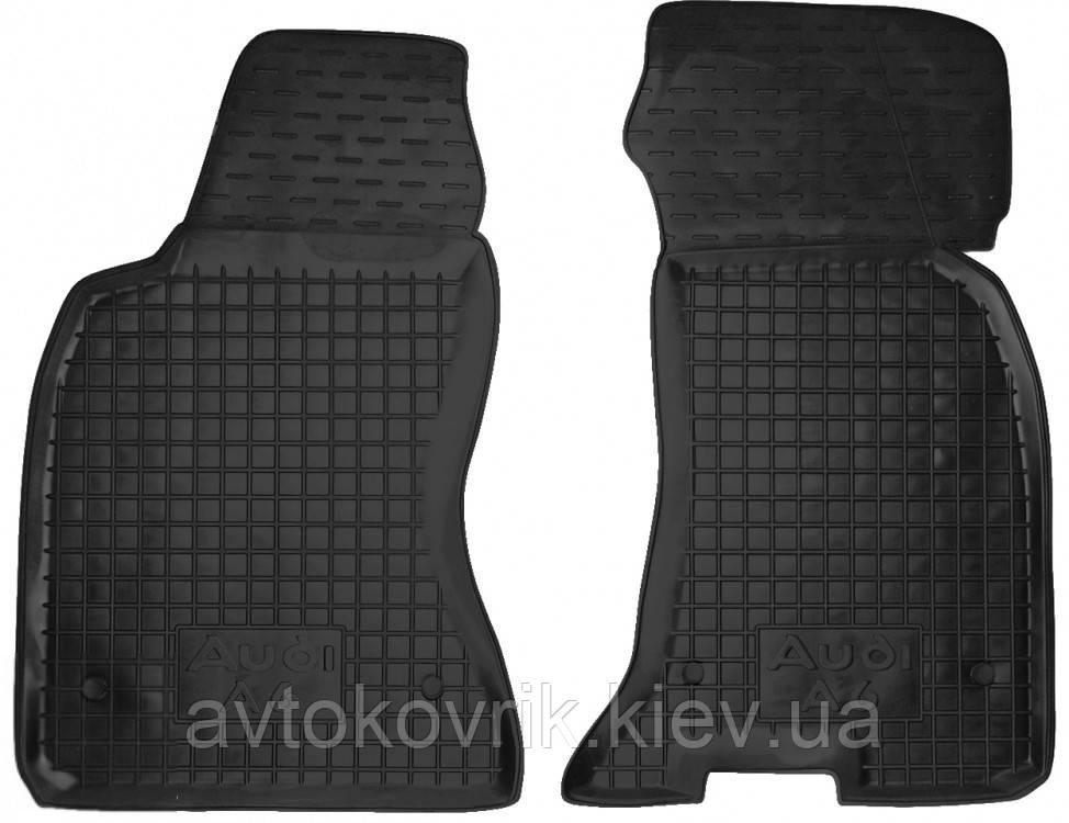 Полиуретановые передние коврики в салон Audi A6 (C5) 1998-2004 (AVTO-GUMM)