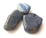 Дюмортьерит L камені для стоунтерапії, фото 3
