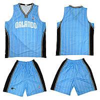 Баскетбольная форма Orlando Magic NBA