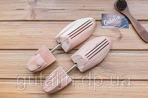 Колодка для обуви дерево (кедр) тип 1