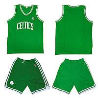 Баскетбольная форма Boston Celtics NBA