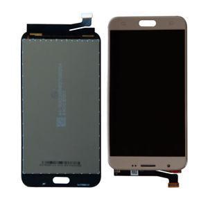 Дисплей модуль Samsung J727V Galaxy J7 V в зборі з тачскріном, золотистий