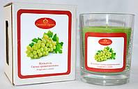Свеча ароматизированная в стекле Мускатель, фото 1
