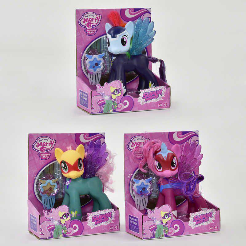 Игровой набор Пони