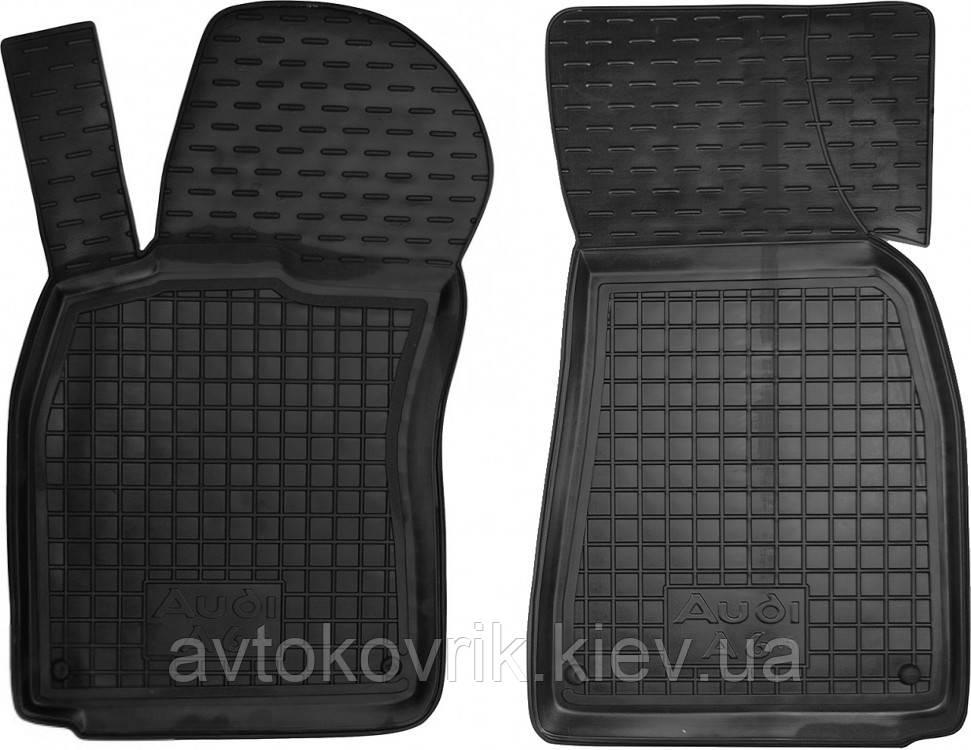 Полиуретановые передние коврики в салон Audi A6 (C6) 2005-2011 (AVTO-GUMM)