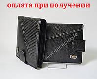 Мужской кожаный стильный кошелек клатч портмоне Devis шкіряний, фото 1