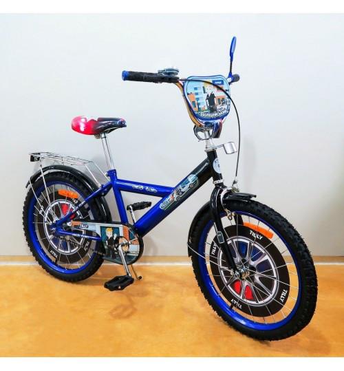 Велосипед TILLY Поліцейський 20 диаметр