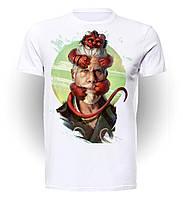 Футболка мужская GeekLand Хеллбой Hellboy с актером HL.01.001