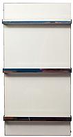 Полотенцесушитель керамический Теплокерамик TC500BM White
