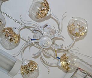 Люстра, 5 ламп, фото 2