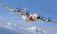 1:72 Сборная модель самолета HC-130J U.S. Coast Guard, Italeri 1348;[UA]:1:72 Сборная модель самолета HC-130J
