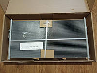 Радиатор кондиционера для nissan almera Classic ниссан алмера классик 06-13 (b10)