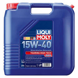 LIQUI MOLY TOURING HIGH TECH SHPD 15W-40 60л