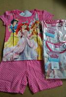 Пижамки для девочек Princess 3-6 лет