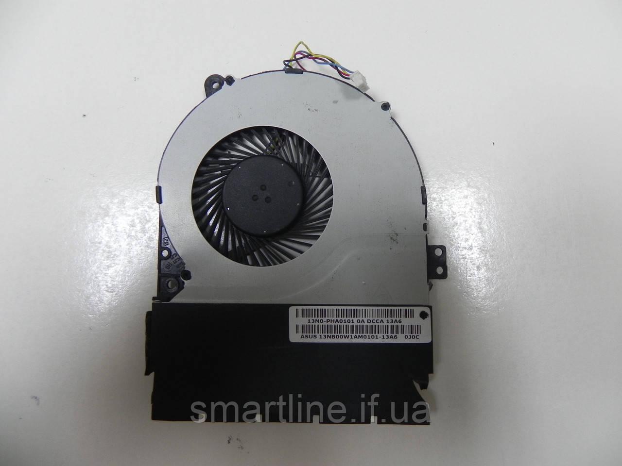 Кулер, вентилятор ASUS 13N0-PHA0101,  Asus X550C