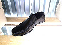 Туфли мокасины мужские кожаные  40 -45 р-р, фото 1