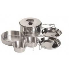 Комплект Посуды Из Нержавеющей Сталь Tramp