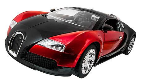 Машинка р/у 1:14 Meizhi Bugatti Veyron (красный), фото 2