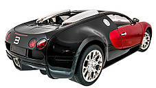 Машинка р/у 1:14 Meizhi Bugatti Veyron (красный), фото 3