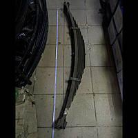 Рессора задняя 12 листовая типа ЛАЗ L=1510