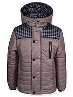 Куртка Ferarry (Серая) (110)