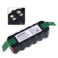 Nastima 14.4 В 4850 мАч аккумулятор для роботов пылесосов iRobot Roomba