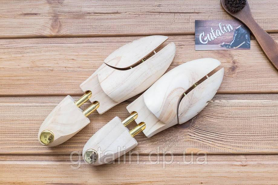 Колодка для обуви дерево (сосна) тип 2