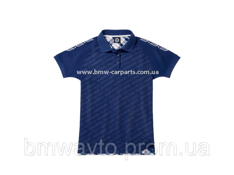 Женская рубашка-поло Mercedes Women's Polo Shirt, фото 2