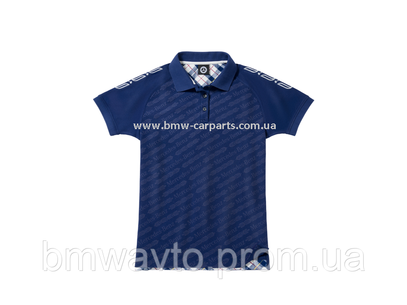 Женская рубашка-поло Mercedes Women's Polo Shirt