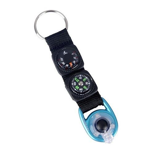 Брелок-фонарик Munkees Multipurpose Key Fob, 1084