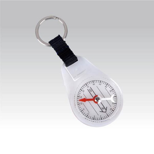 Брелок-компас Munkees Compass with Keyring, 3160