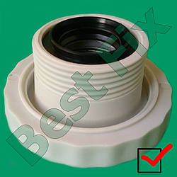 Блок підшипників Суппорт для пральної машини Electrolux c 6204 правая резьба от SKL SPD001ZN
