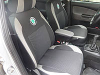 Авточехлы Renault Dokker с 2012 г VIP-Elit (Emc Elegant)