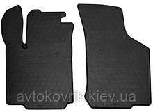 Резиновые передние коврики в салон Volkswagen Bora 1998-2005 (STINGRAY)