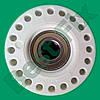 Блок подшипников, суппорт (6204) 062 Италия для Zanussi Electrolux правая резьба, фото 3