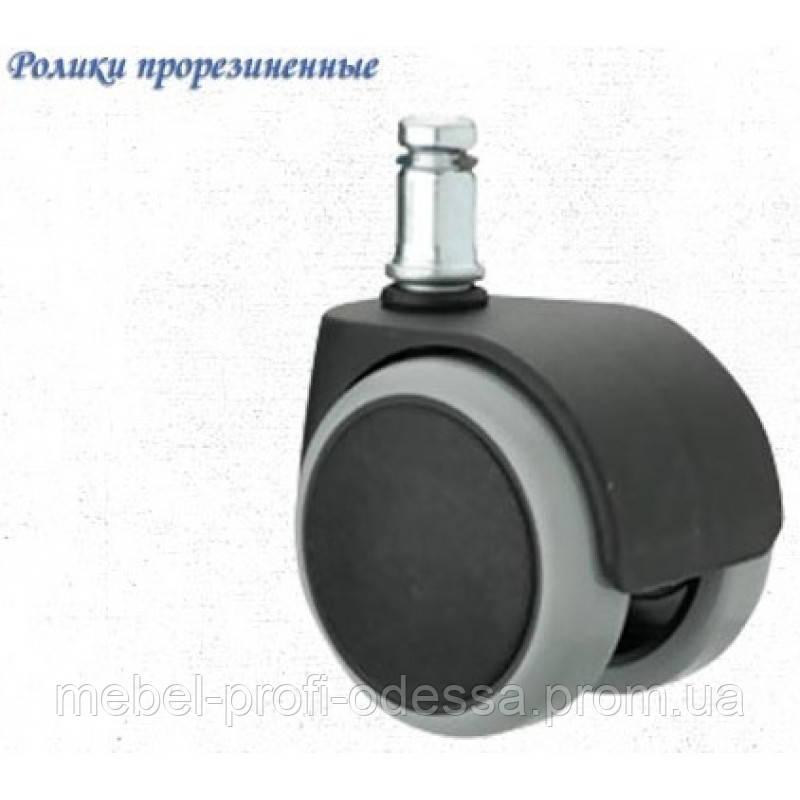 Ролики прорезиненные диаметром 10, ремонт кресел в Одессе