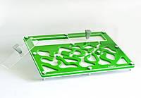 Муравьиная ферма зеленый луг + корм Мессор структор