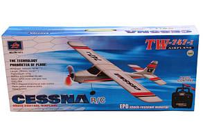 Модель р/у 2.4GHz самолёта VolantexRC Cessna (TW-747-1) 940мм KIT, фото 3